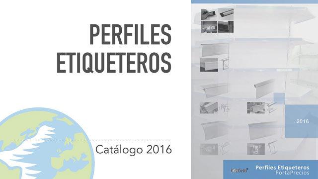 Catálogo Perfiles Etiqueteros