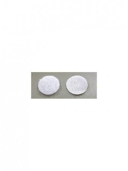 Botones adhesivos de velcro