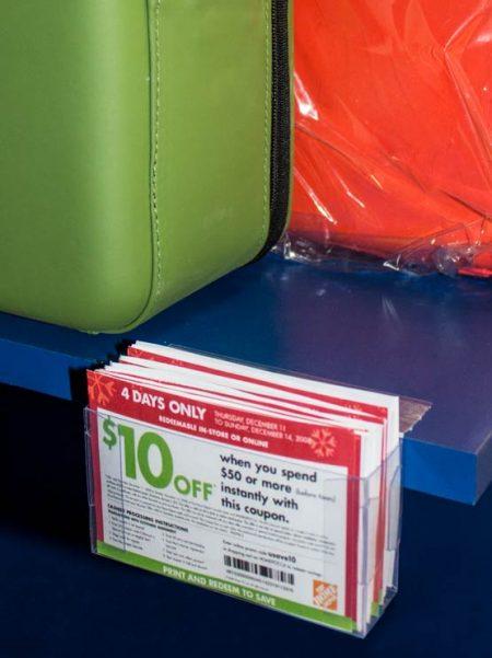 Dispensador PVC con Cinta Adhesiva (30 unidades)