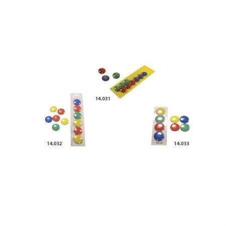 Imanes para Pizarra (Cajas de 4, 6 y 12 packs)