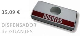 oferta dispensador de guantes