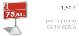 Oferta Porta Precio Carnicería