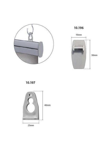 Accesorios Alulon (10 unidades)