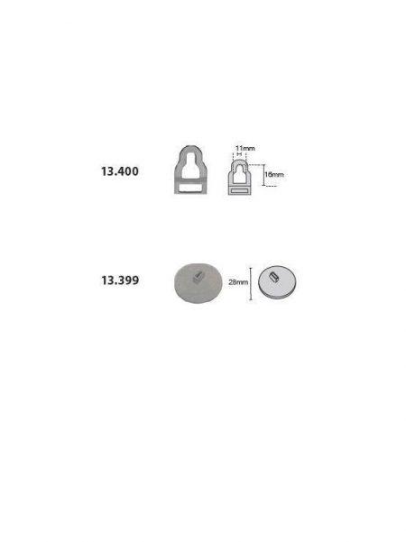 Accesorios AluPoster (10 unidades)