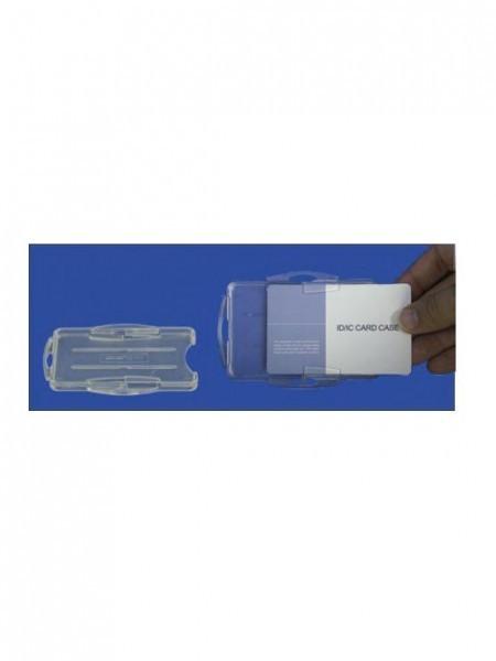 Acrylic Card Case Transparente para tarjetas identificativas
