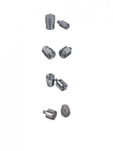 Adaptadores de diámetro para Olladora de Mesa