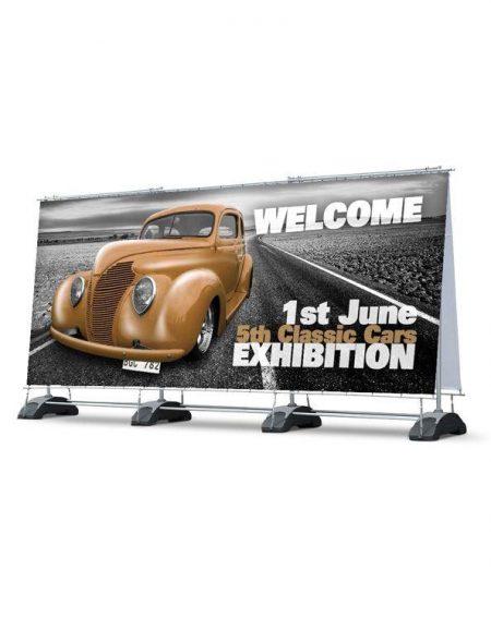 Banner publicitario grande modelo Barahona 2
