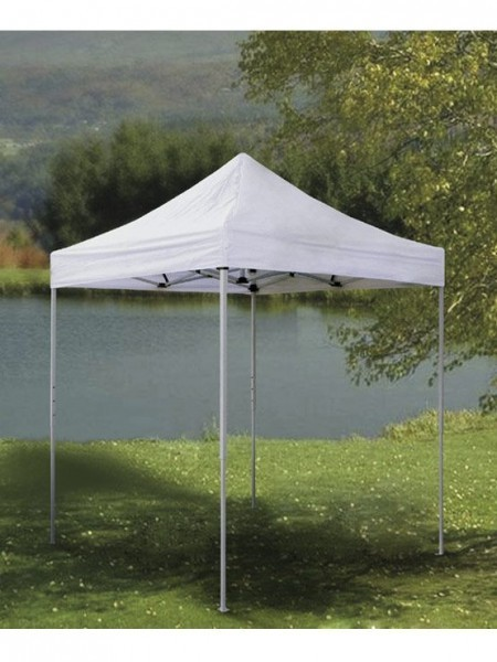 Carpa plegable de Acero 2x2