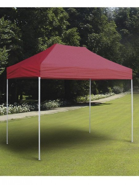 Carpa plegable acero 2x3 m