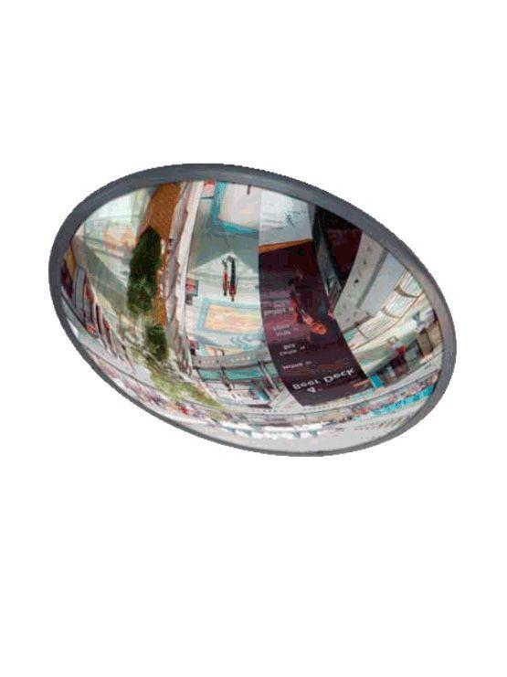 Espejo convexo de seguridad para interiores de for Espejos de seguridad