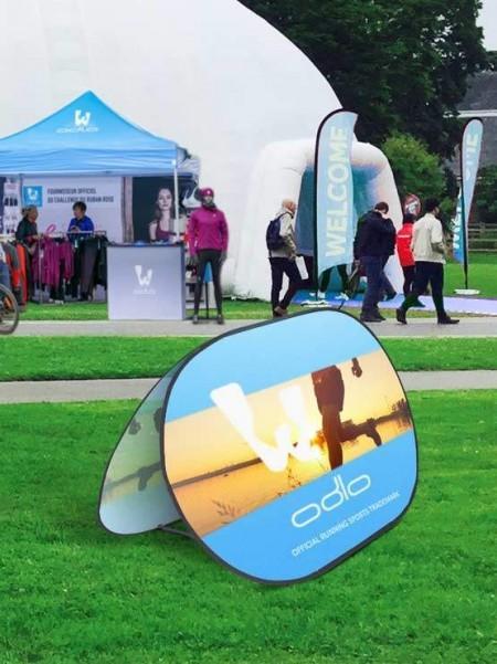 Golf Banner modelo Silves