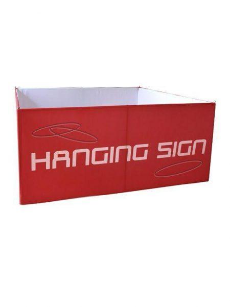 Hanging Sign modelo Cuadrado