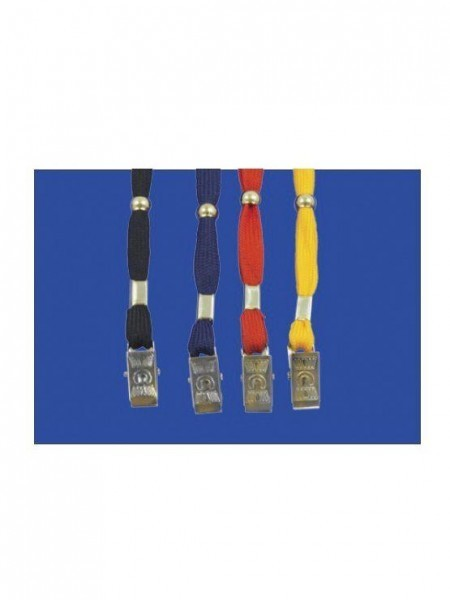 Metal Clip Suspension Rope para identificaciones