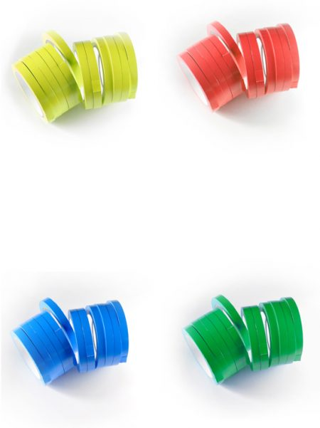 Rollos para Máquina Cierra Bolsas (12 unidades)