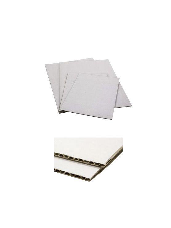 Plancha de cart n 10 unidades para crear soportes - Planchas yeso carton ...