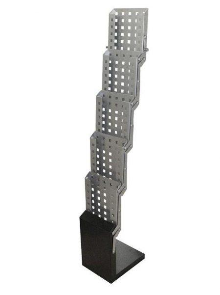 PortaFolletos Plegable Portátil modelo Soubran