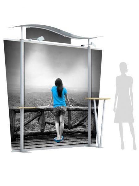 Sistema de Exhibición modelo Limoges