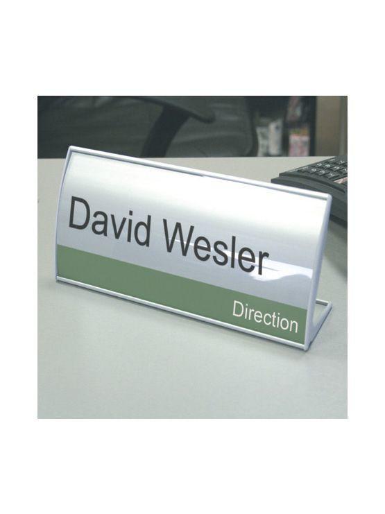 Placa identificativa de aluminio para mesa kit completo - Placa de aluminio ...