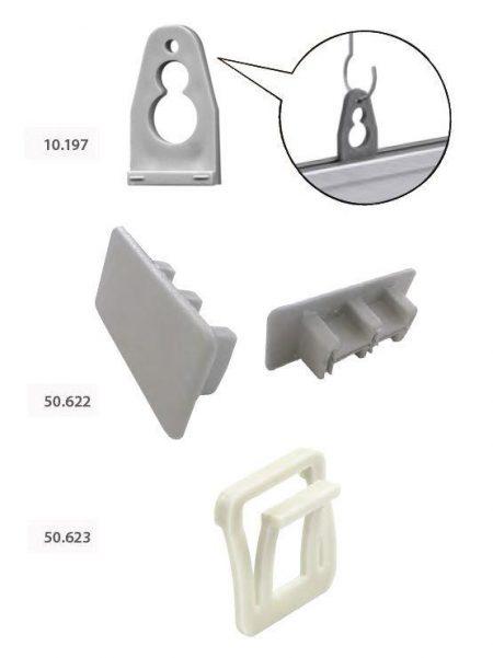 Accesorios Decorail (10 unidades)