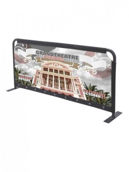 Barrier Banner modelo Manaus