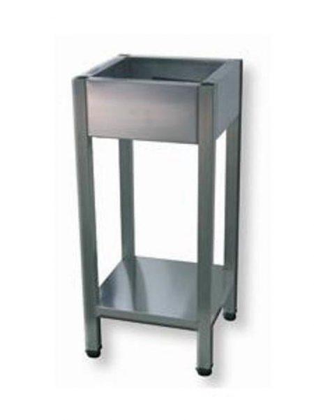 Base Inox 850 mm de Altura