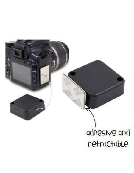 Caja con Adhesivo y Cable Retráctil (25 unidades)