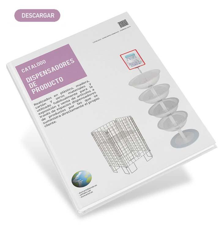 descargar catálogo dispensadores de productos