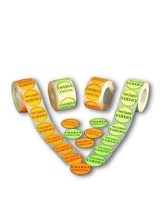 Etiquetas Adhesivas Oferta