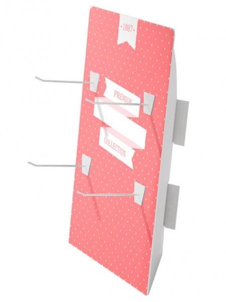 Expositor de cartón modelo Budapest (5 unidades)