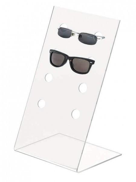 Expositor de metacrilato para gafas de sol