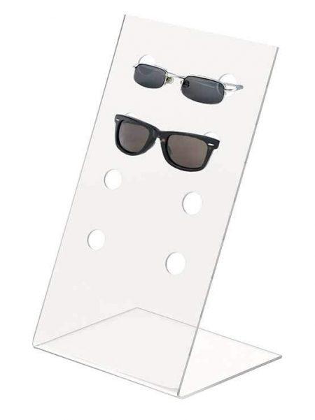 Expositor de metacrilato para gafas de sol (5 unidades)