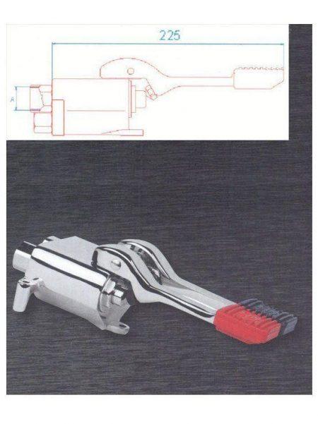 Mezclador de Doble Pedal