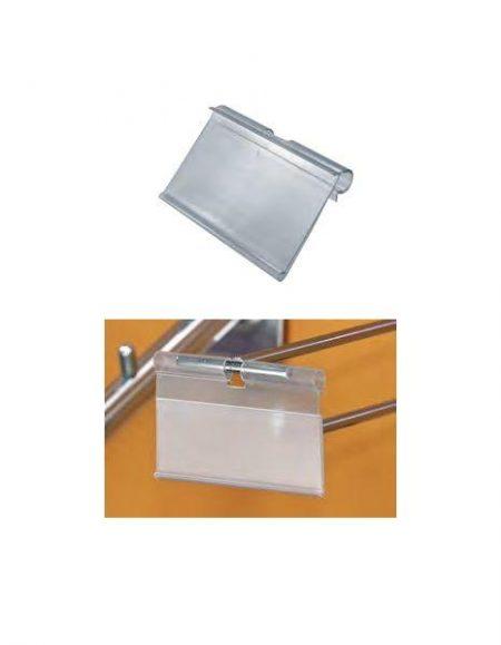 Porta Etiqueta para Gancho (100 unidades)