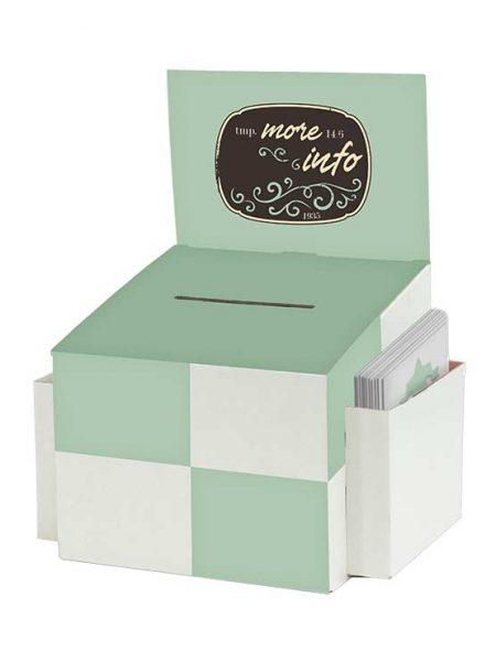 Urna de Cartón (5 unidades)