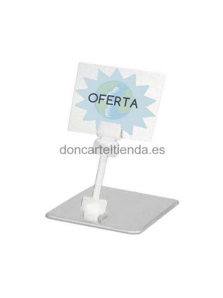 Peana Porta Cartel (50 unidades)