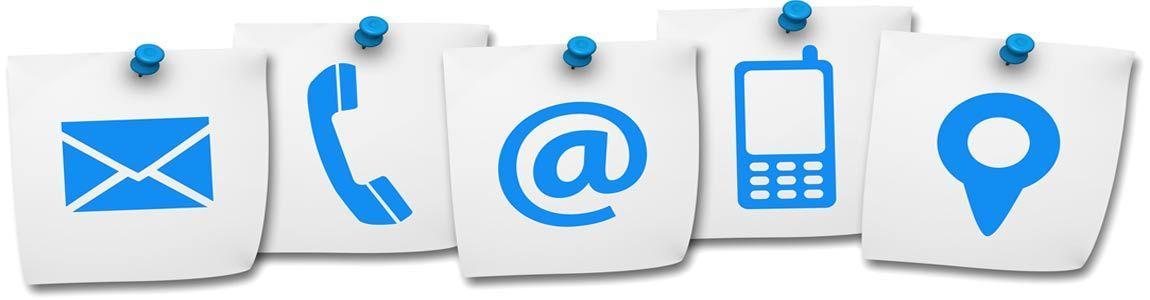 Carteles Personalizados Contactar