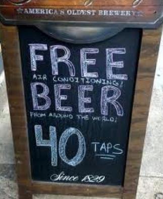 Pizarras para bares atrae a los clientes con unas risas for Pizarra para bar