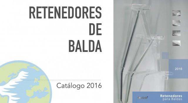 Catálogo Retenedores de Balda
