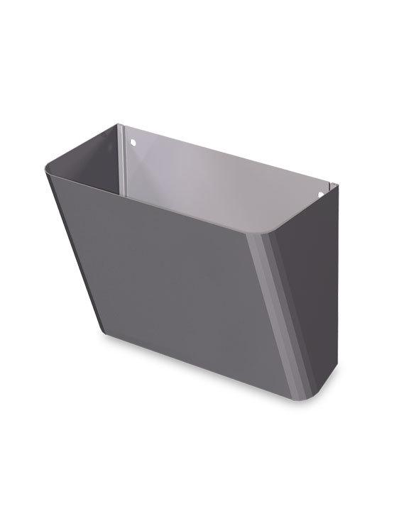 Papelera dispensador de papel fabricada en acero for Dispensador de papel