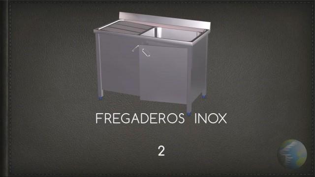 Fregaderos Inox 2