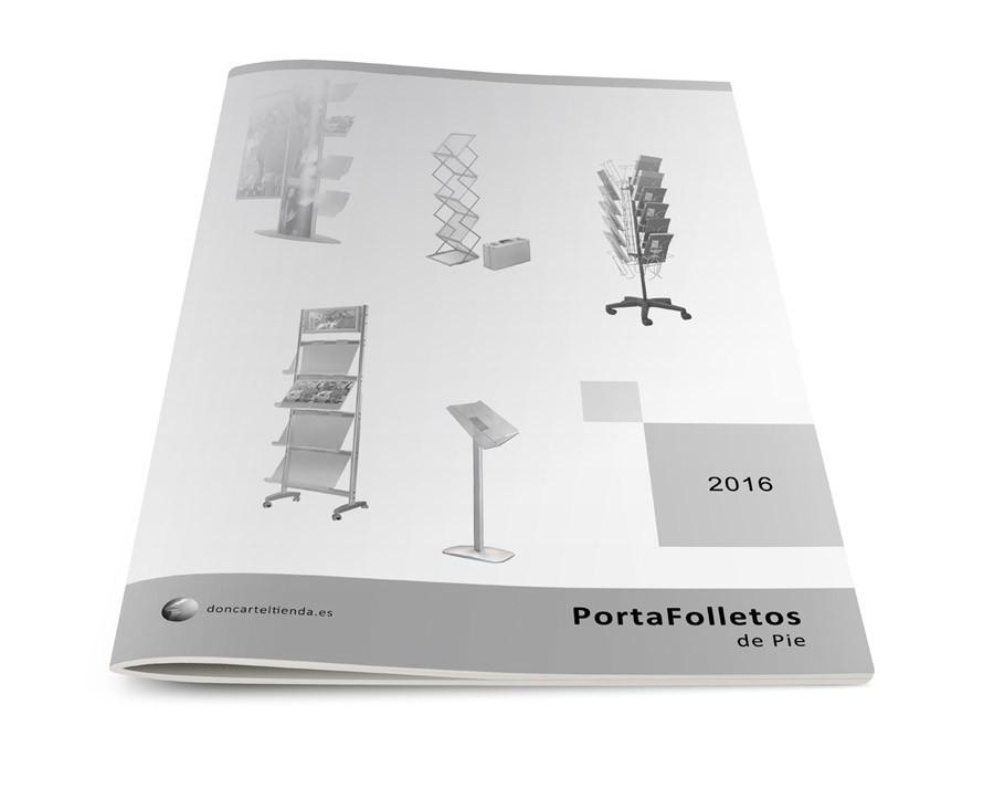 PortaFolletos Catálogo 2016 foto portada
