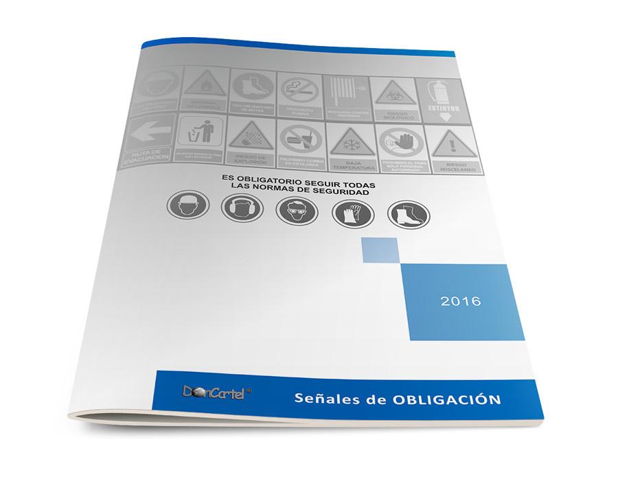 Catálogo Señales de Obligación