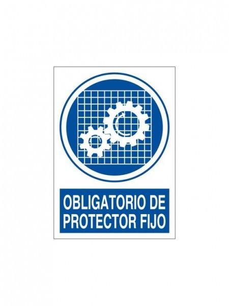 Obligatorio de Protector Fijo
