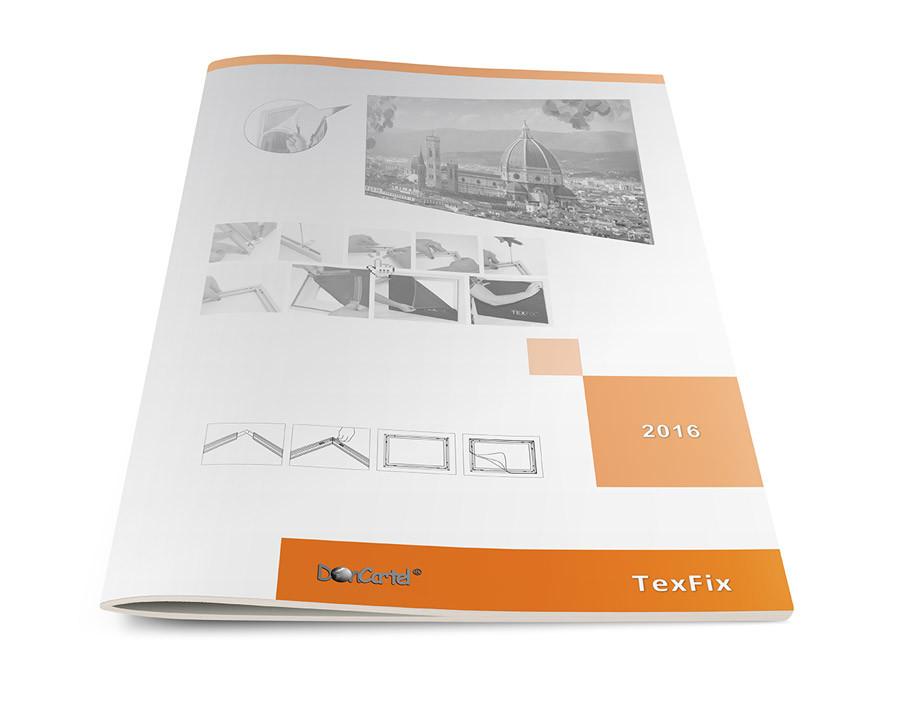TexFix Catálogo 2016 portada