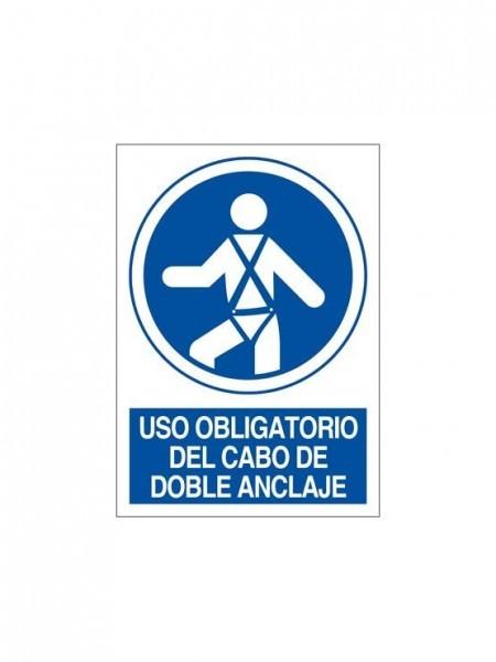 Uso Obligatorio del Cabo de Doble Anclaje
