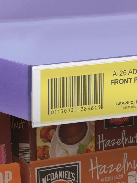 Perfil Etiquetero Porta Precio Adhesivo A-26 (25 unidades)
