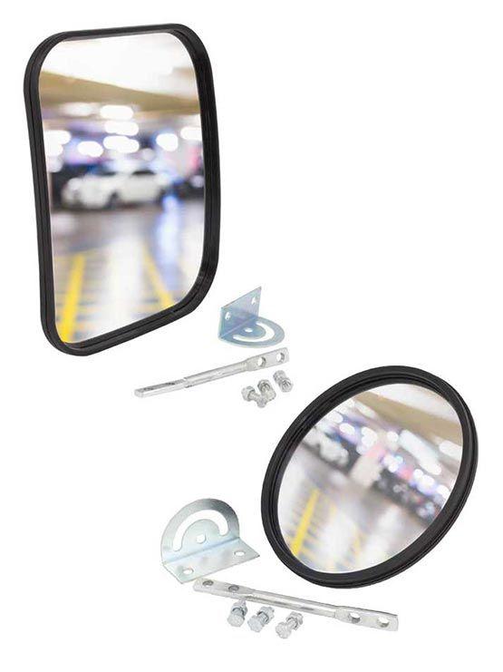 Acr lico espejo de seguridad fabricado en material pl stico acr lico - Espejo de plastico ...