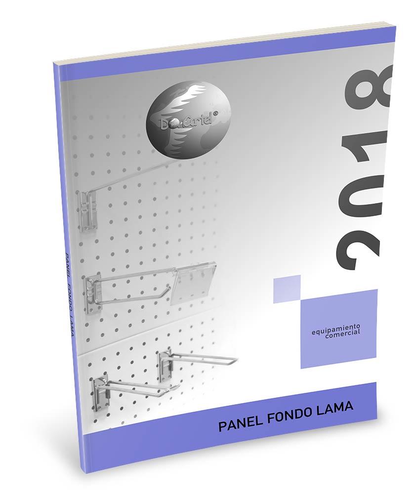 Panel fondo lama catálogo 2018