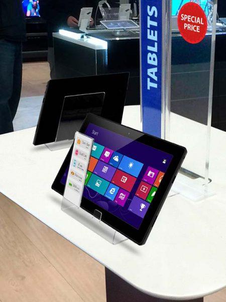 Soporte para tablet o teléfono (2 unidades)