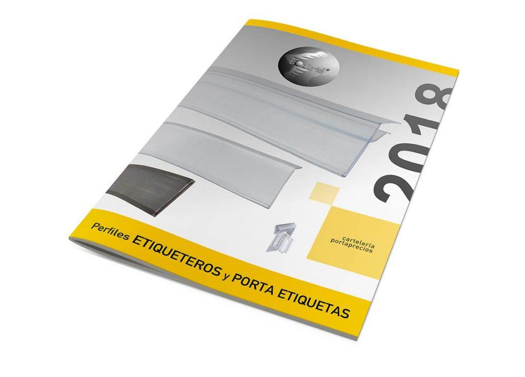 Portaetiquetas catálogo 2018